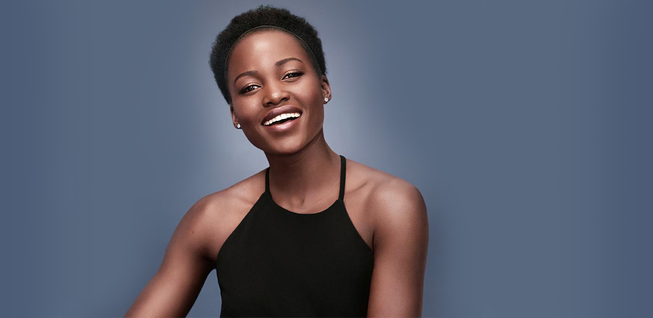 lupita nyong'o - 33 years young
