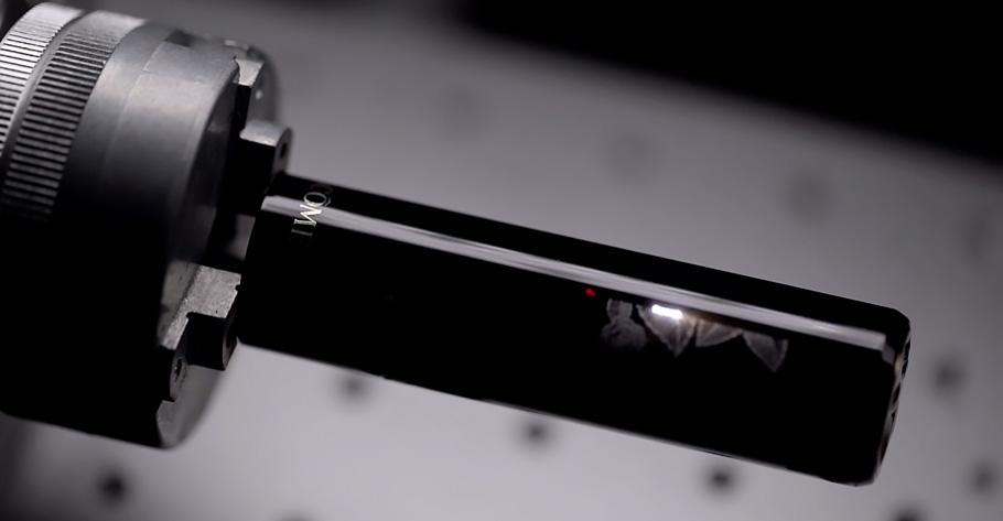 獨家鐳射雕刻技術