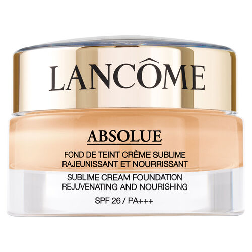 Lancome Absolue Sublime Cream Foundation 110 PO by Lancôme