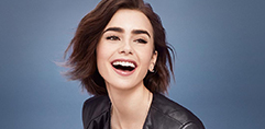 LILY COLLINS - 27 years young